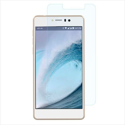 Stallion Hub Temp-1028 Tempered Glass for Relience JIO LYF Water 1