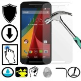 9H CC7 Tempered Glass for MOTO G (3rd Ge...