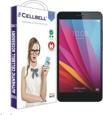 Cellbell Tempered Glass Guard for Huawei Honor 5X