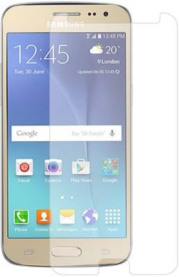 Dgm World Samsung Galaxy J2 Tempered Glass for Samsung Galaxy J2