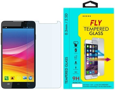 Fly FLY-OILCOATED-A311 Tempered Glass for Micromax Canvas Nitro A311 (5
