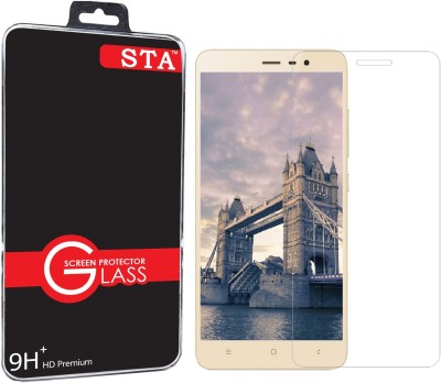 STA Tempered glass Tempered Glass for Xiaomi Redmi Note 3