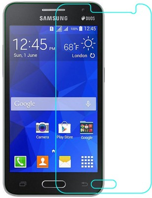 PraIQ MK141 Tempered Glass for Samsung Galaxy Core 2 G355