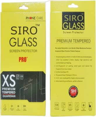 Siro NG-11 Tempered Glass for Sony T2 Ultra