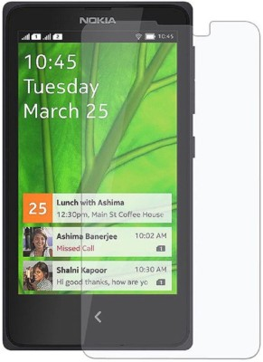 Aarushi Telecom Tempered Glass Guard for Nokia X