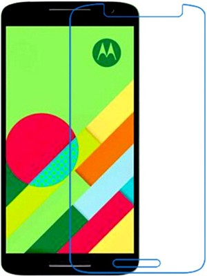 TopNotch TG-12-2.5D Curved Tempered Glass for Motorola Moto X Play