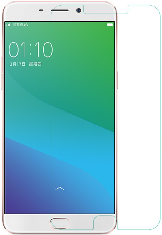 Electromarts Tempered Glass Guard for Oppo A39