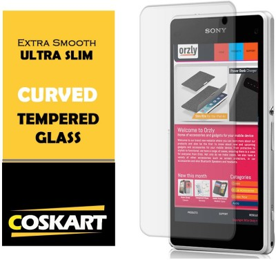 Coskart CT550 Tempered Glass for Sony Xperia Z1