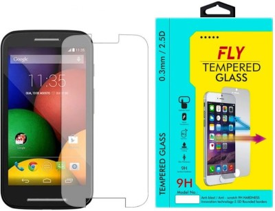 Fly FLY-MOTOE-1ST(Gen) Tempered Glass for Motorola Moto E1 (1st Generation)