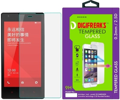 Digifreaks 1-S Oil Coated Screen Protector Tempered Glass for Xiaomi Redmi 1S