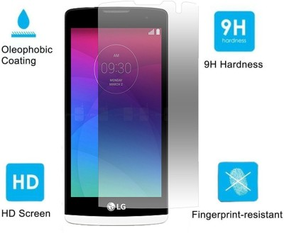 Caidea Bright HD-33 Tempered Glass for LG Leon