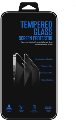 J&R CC-A190 Tempered Glass for Micromax A190 Canvas HD Plus