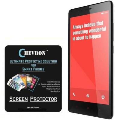 Chevron B520 AquaShieldz Pro Tempered Glass for Xiaomi Redmi Note