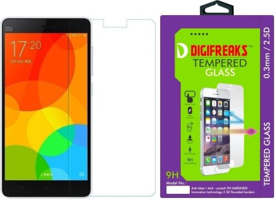Digifreaks Mi-4i Strong 9H Pro Screen Protector Tempered Glass for Xiaomi Mi 4i