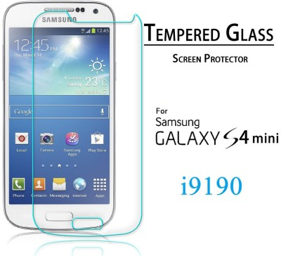 Cell Planet Tempered Glass Guard for Samsung Galaxy S4 Mini