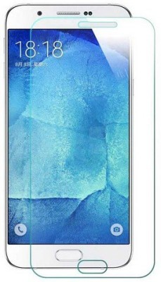 Bidas GA8-Best Quality With HD Clearance Tempered Glass for Samsung Galaxy A8