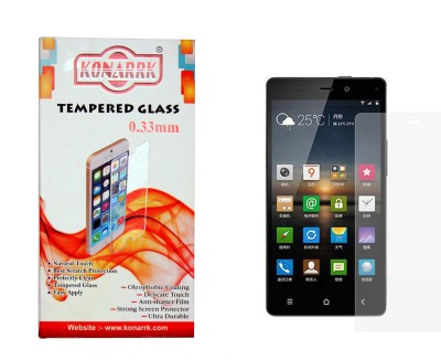 Konarrk O8_15_77 Tempered Glass for Gionee Elife E6