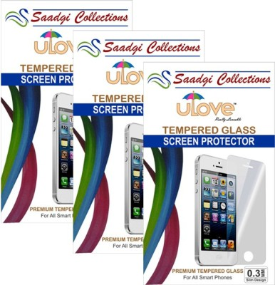 Saadgi Collections LNV_S850-Tmp_3 Tempered Glass for Lenovo S850