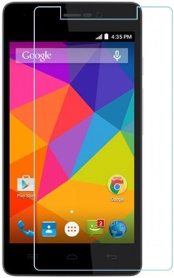 Saral Tempered Glass Guard for Micromax Q372