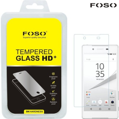 Foso Sony Xperia Z5 /Z5 Dual Tempered Glass for Sony Xperia Z5 /Z5 Dual (not for Premium and Compact)
