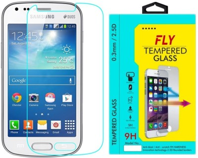 Fly FLY-CURVED-SM-7562 Tempered Glass for Samsung Galaxy S Duos S7562