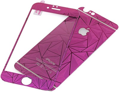 V & B Gallery Front + Back 3D Tempered Protector Front & Back Protector for Apple iphone 6