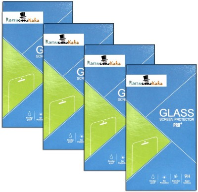 RamuKaka Sam_499(Pack of 4) Tempered Glass for Samsung Galaxy A5