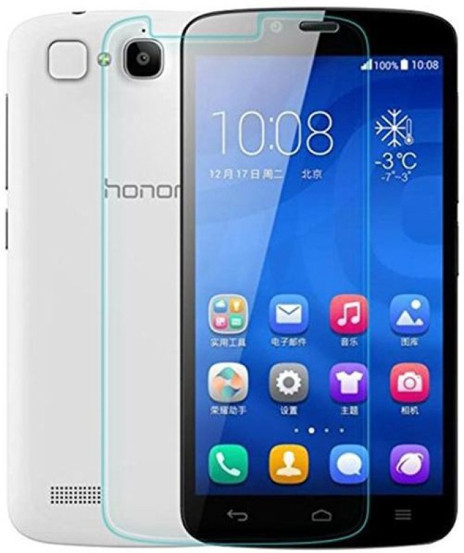 Chevron Tempered Glass Guard for Huawei Honor Holly