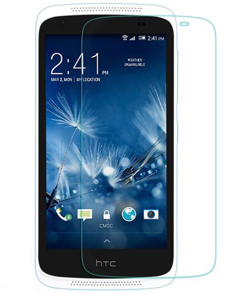 PraIQ MK94 Tempered Glass for HTC Desire 526G Plus