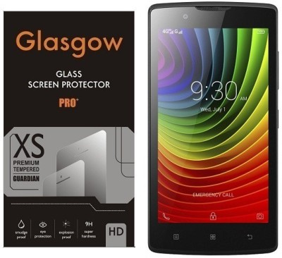 Glasgow XD 23 Ultra Clear HD Tempered Glass for Lenovo A2010