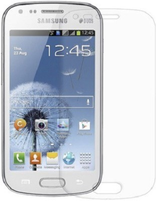 CaseTech Tem-Sam-15B Mirror Screen Guard for Samsung Galaxy S Duos 2