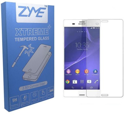 ZYME Xtreme Plus Z-12 2.5D Curved Tempered Glass for Sony Xperia C5