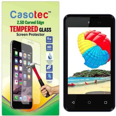 Casotec 2610947 Tempered Glass for Micromax Bolt D304