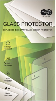 Elligator Tempered Glass Guard for Apple iPhone 5S
