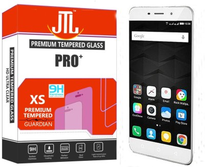 JTL 2.5D Curve Edge Kristal Clear PRO+ 90 Tempered Glass for Coolpad Note 3 Lite
