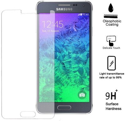 Hook Tempered Glass Guard for Samsung Galaxy A-5