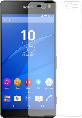 Stuffcool Tempered Glass Guard for Sony Xperia C5 Ultra