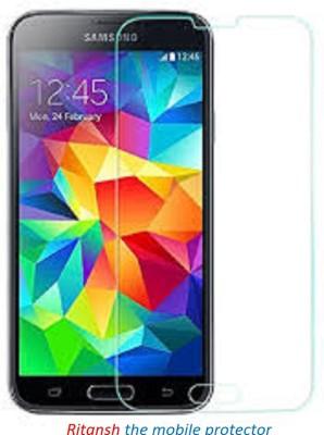 Ritansh Tempered Glass Guard for Samsung Galaxy S5