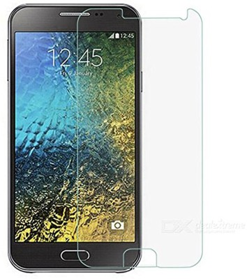 Sun Mobisys E5_Glass_Clr Tempered Glass for Samsung Galaxy E5