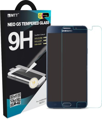 MTT Tempered Glass Guard for Samsung Galaxy Note 5
