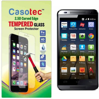 Casotec 2610912 Tempered Glass for Micromax Canvas Fire 3 A096