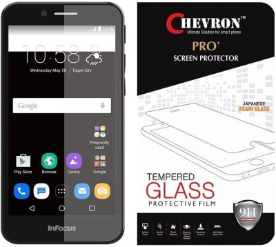 Chevron O23 Three Pro+ Tempered Glass for Lenovo Vibe S1