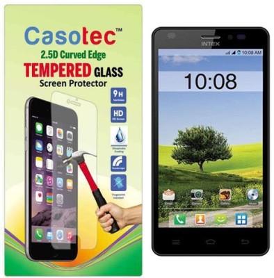 Casotec 2610772 Tempered Glass for Intex Aqua Life 2