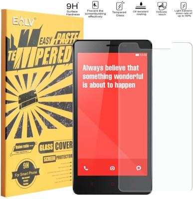E LV Tempered Glass Guard for Redmi Note 4G