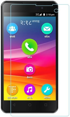 DGM WORLD DGMWORLD4643489 Tempered Glass for Micromax Canvas Juice 3 Plus Q394