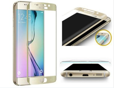 Big Zee Full Covered Edges BZ-09 Tempered Glass for Samsung Galaxy S6 Edge