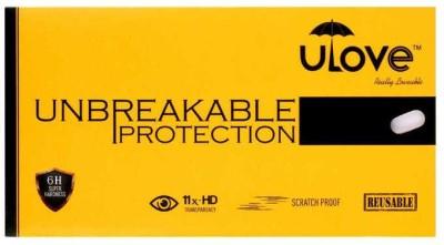 Oshin Enterprises UNBREAKABLE-89 Tempered Glass for IPHONE 5