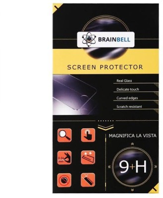BrainBell CURVE TEMPERED GLASS-38 Tempered Glass for Samsung Mega 5.8