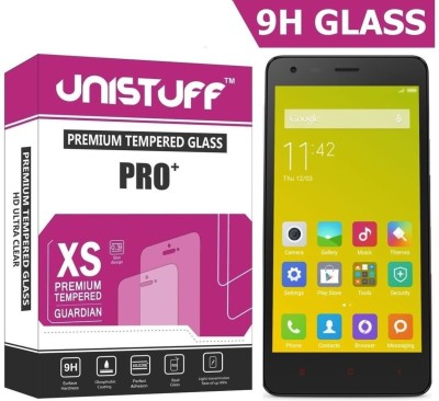 Unistuff 15378 HD Ultra Clear PRO+ Tempered Glass for Xiaomi Redmi 2 Prime