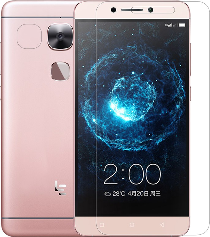 MYWISHTOBUY Tempered Glass Guard for Letv LE 2S